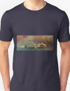 Once Again There was the Desert Unisex T-Shirt