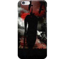 Headless Scarecrow iPhone Case/Skin