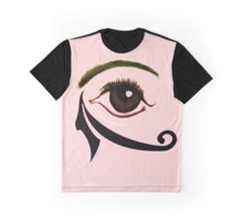 the eye of horus  Graphic T-Shirt