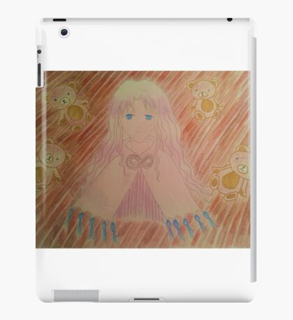 Aura from the Dot Hack franchise iPad Case/Skin
