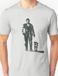 MAD MAX - The Road Warrior Custom Poster Unisex T-Shirt