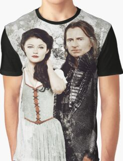 Rumbelle Graphic T-Shirt