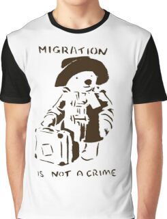 Migration Graphic T-Shirt