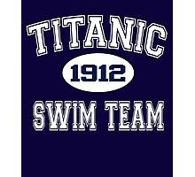 Titanic Swim Team 1912 Photographic Print