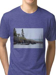 Ellingson Island Point Tri-blend T-Shirt