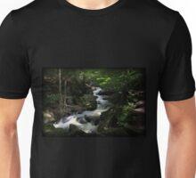 Slithering Rapids Unisex T-Shirt
