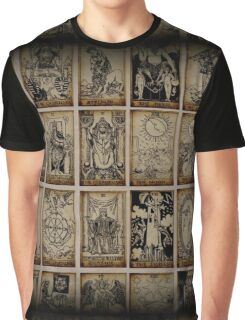 Tarot Graphic T-Shirt
