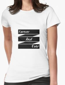F.A.E (Forever And Ever) Womens Fitted T-Shirt