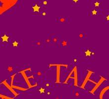 Lake Tahoe. Sticker