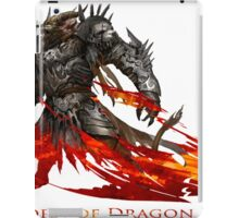Guild Wars 2 - Born of Dragon Fire iPad Case/Skin