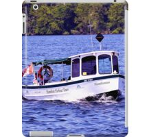 Harbour Touring, 30's Style iPad Case/Skin