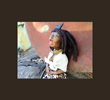 African doll from the Himba tribe Unisex T-Shirt
