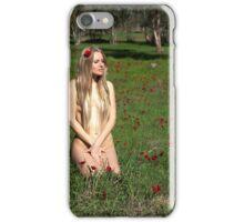 kalaniyot, no. 1 iPhone Case/Skin
