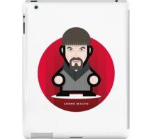 FARGO - LORNE MALVO iPad Case/Skin