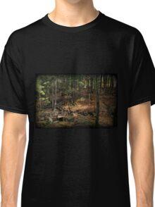 Gorge Leaf Blanket Classic T-Shirt