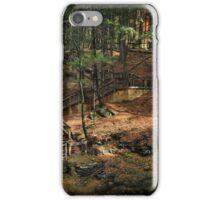 Gorge Leaf Blanket iPhone Case/Skin