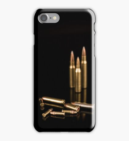 Fire Off Your Guns iPhone Case/Skin