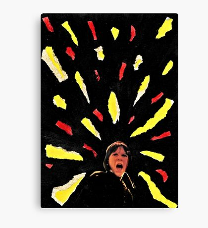 The Shout Revisited Canvas Print