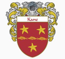 Kane Coat of Arms/Family Crest Kids Tee