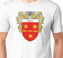 Kane Coat of Arms/Family Crest Unisex T-Shirt