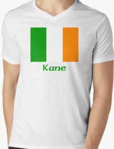 Kane Irish Flag Mens V-Neck T-Shirt