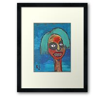 So funny you are Framed Print