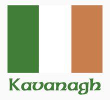 Kavanagh Irish Flag Kids Tee