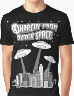 Anarchy From Outer Space Graphic T-Shirt