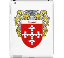 Keane Coat of Arms/Family Crest iPad Case/Skin
