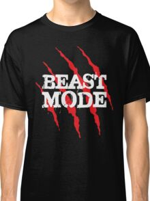 Beast Mode (Claws) Classic T-Shirt