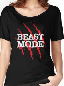 Beast Mode (Claws) Women's Relaxed Fit T-Shirt