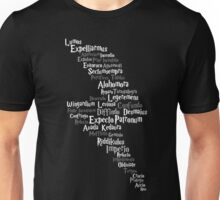 Magic spells Unisex T-Shirt