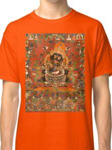 Mahakala Protector of the tent Classic T-Shirt