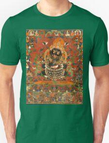 Mahakala Protector of the tent Unisex T-Shirt