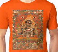 Mahakala Protector of the tent Unisex T-Shirt