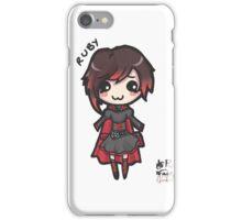 Chibi Ruby  iPhone Case/Skin