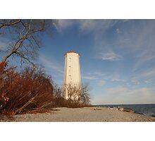 The Presqui'le Lighthouse Photographic Print