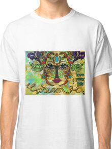 Life Dreams-Ceremonial Mask Classic T-Shirt