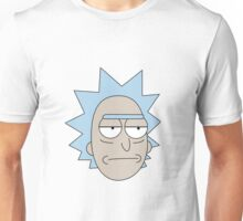 Rick is not amused Unisex T-Shirt