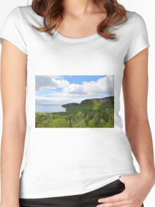 Boreal To Gitchigumi Women's Fitted Scoop T-Shirt