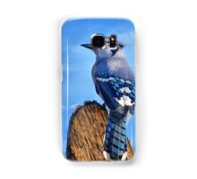 Heavenly Jay Samsung Galaxy Case/Skin