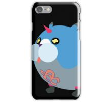 Kingdom Hearts 3D: Meow Wow! iPhone Case/Skin