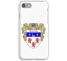 Kearney Coat of Arms/Family Crest iPhone Case/Skin