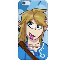 Wii U Link iPhone Case/Skin