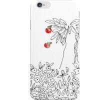 Apple Tree Illustration iPhone Case/Skin