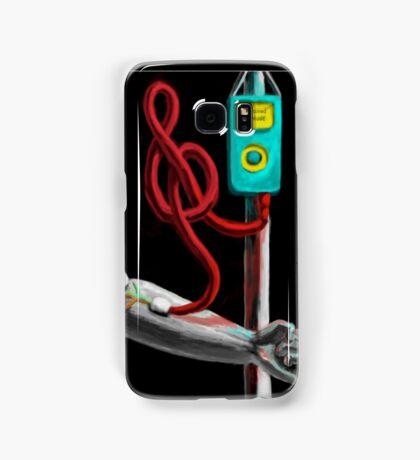 Drug of Choice: Music Samsung Galaxy Case/Skin