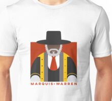 MARQUIS WARREN The Hateful Eight Unisex T-Shirt