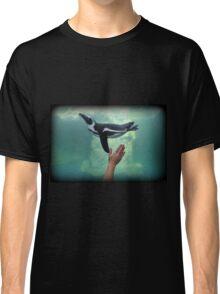 Penguin Toss Classic T-Shirt