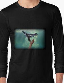 Penguin Toss Long Sleeve T-Shirt