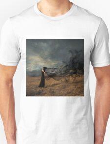 Spirits in the Black Mist Unisex T-Shirt